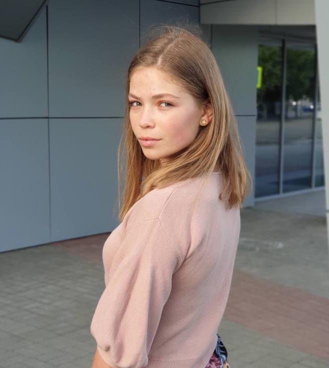 Дроботова Полина Ильинична