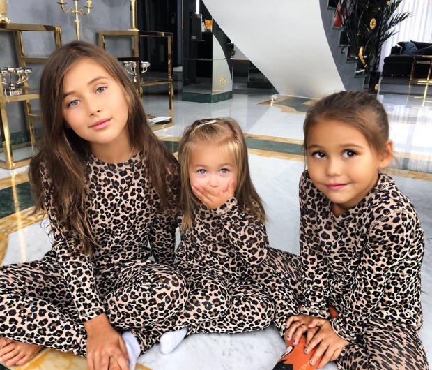 5 самых очаровательных и умных детей российских знаменитостей.