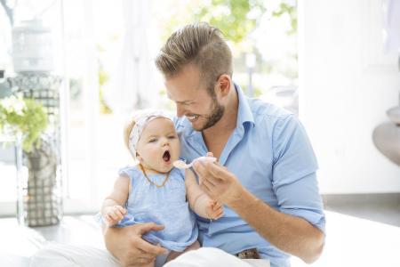 5 признаков, что мужчина будет хорошим отцом