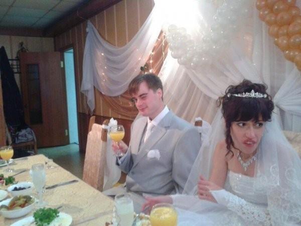 Свадьба в деревне, после которой было стыдно