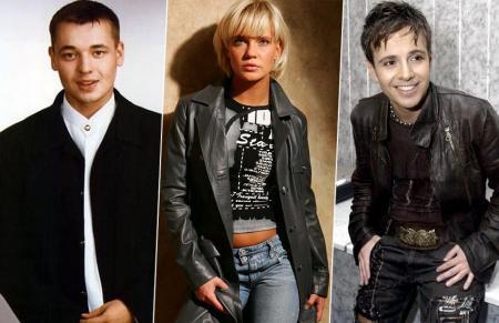 Звезды, которыми все восхищались в 90-е: 10 фото