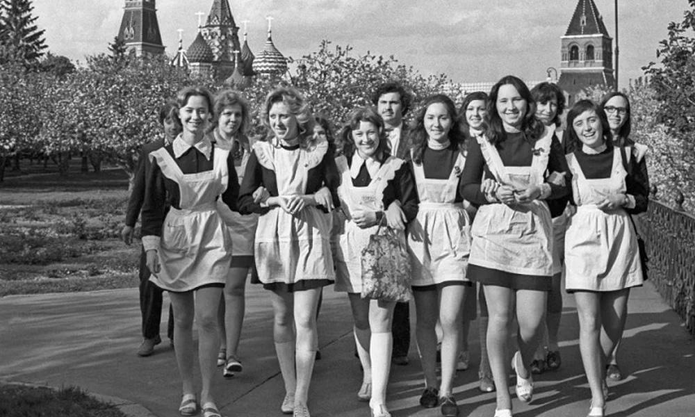 Эксперименты над школьницами СССР: результаты шокировали