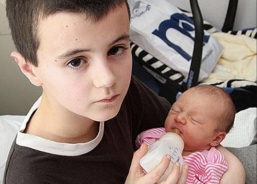 Мальчик стал отцом в 13 лет: что с ним теперь?