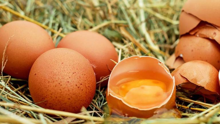 Зачем на Руси в гроб к усопшему клали куриное яйцо?
